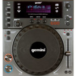 Gemini CDJ-600: Table-Top CD/MP3/USB Player