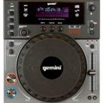 Gemini CDJ-600: Table-Top CD/MP3/USB Player